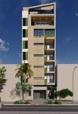 Apartamento Laureles Medellin Sobre Planos