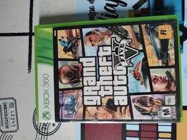 Juego Grand Theft Auto 5 Original Xbox-360 Cambio por otro artículo