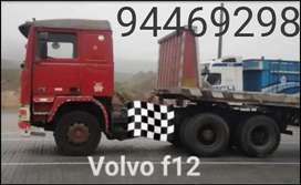 Solo tracto Volvo f12 motor td121 caja R62 transmisión con cubo eje loco precio 18 dolares