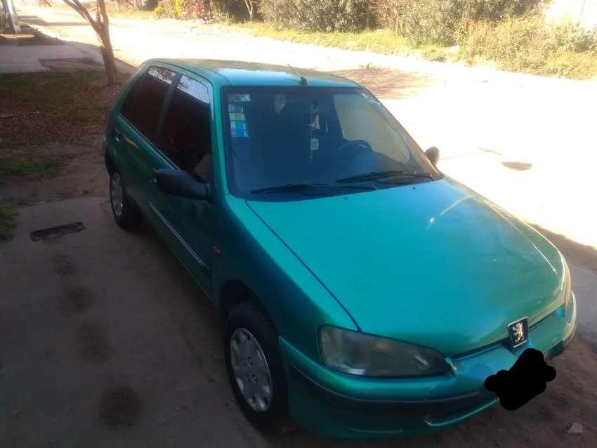 Peugeot 106 2006 Nafta