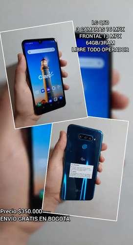 LG Q 60 64 GB
