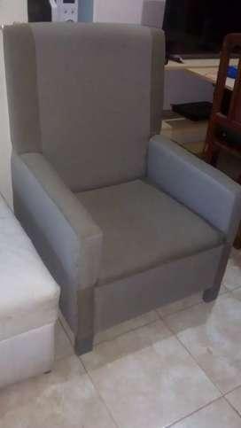 Vendo un sillón de un cuerpo nuevo a estrenar especial para tu dormitorio