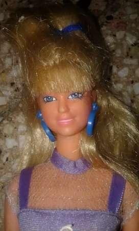 Barbie xuxa año 80 original de colección