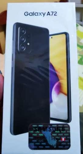 Samsung A72, nuevo en caja sin abrir