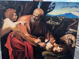 El sacrificio de Isaac