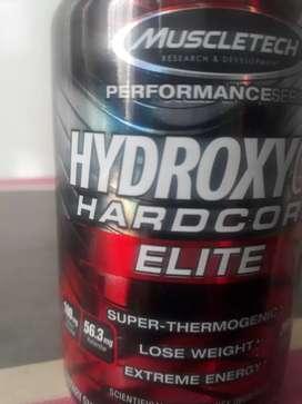 Hydroxycut quemador de grasa