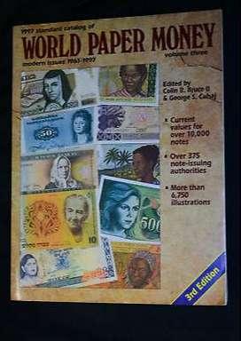 catalogo de billetes de todo el mundo