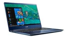 Portátil Acer Swift Sf314-54-39rb Core I3 8va 4gb 2tb Win 10