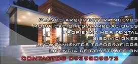 ARQUITECTO CONSTRU-ACABADOS