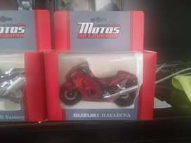 Vendo o cambio Colección de motos completa.