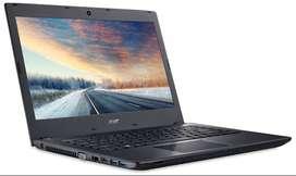 ACER TravelMate P249-M computadora laptop barata cambio por celular