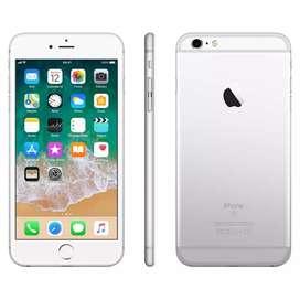 Iphone 6s  color plata
