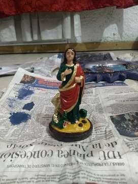 Virgen de santa marta