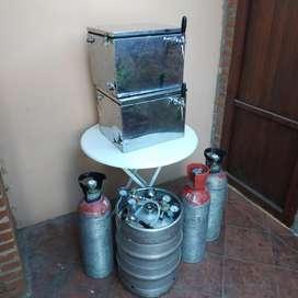 Heladeras Choperas De Cerveza Artesanal