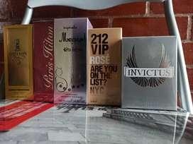 Perfumería Importada para dama y caballero 100% garantizada Oferta envíos a cualquier parte del pais