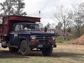 Vendo camión Dodge 600
