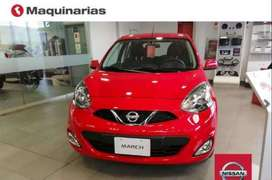 NISSAN MARCH SENSE MT 2020