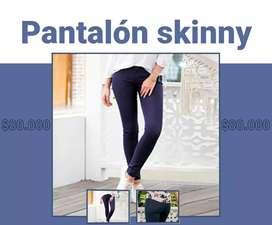 Pantalones skinny