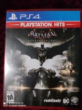 Juego PS4 Batman