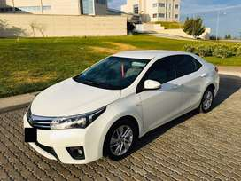 Toyota Corolla Xei Mt, solo Service Oficiales, Impecable