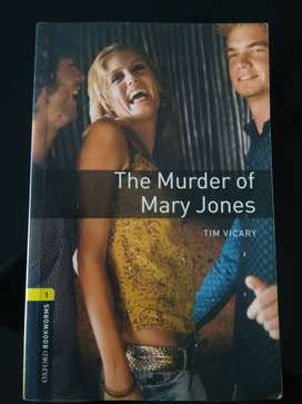 Novela The Murder of Mary Jones