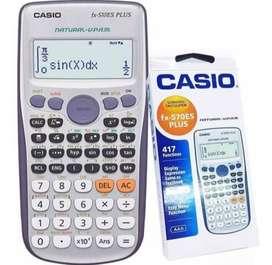 Calculadora Científica Casio Fx-570es Plus Nueva Original