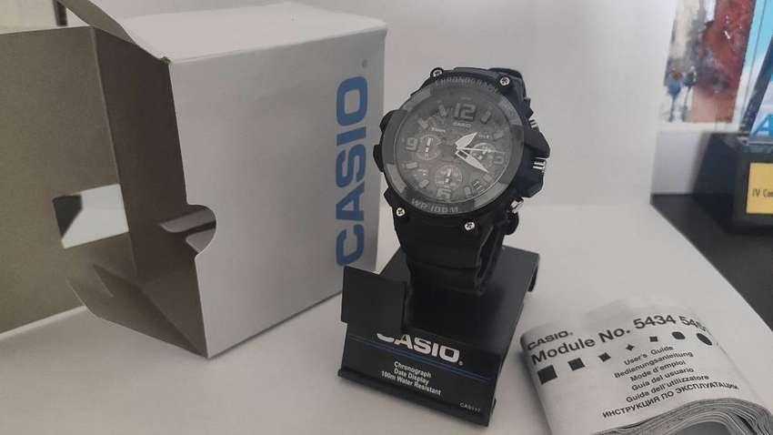 Reloj Casio Heavy Duty Original Nuevo 0