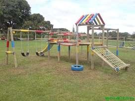 Mantenimiento y reparacion de juegos infantiles