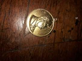 Medalla de peron