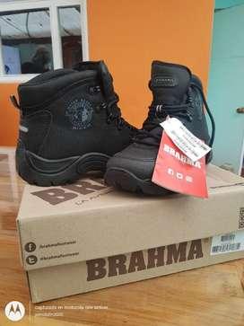 Botas Brahma