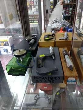 Lote instrumentos de medición mitutoyo digimess nsk