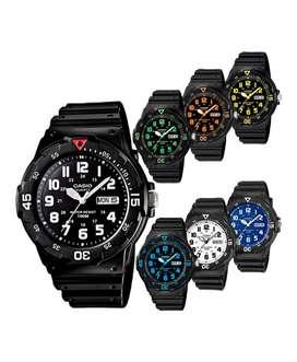 Reloj Casio Mrw-200h Varios