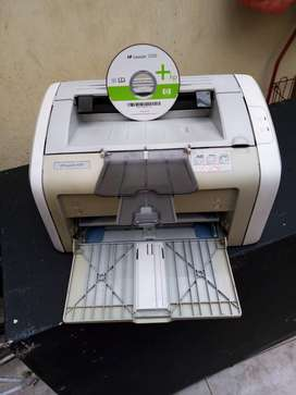 impresosra laser jet HP 1020