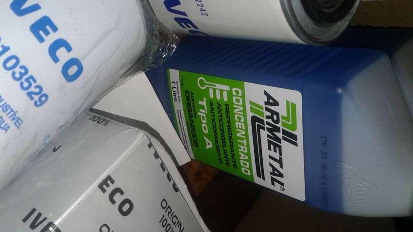 Filtro para camion iveco lote 0