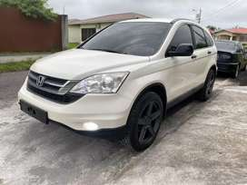 Vendo honda CR-V    NEGOCIABLE