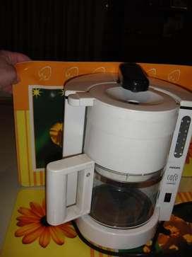 Cafetera Philips 10 pocillos