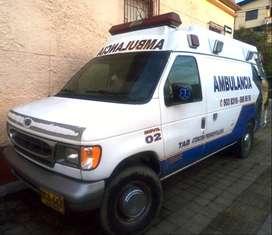 Se vende como ambulancia o particular