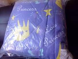 Cubrecama de princesa