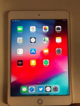 Ipad mini 4 - 128Gb - Gold - WiFi - Con accesorios y caja - Excelente estado