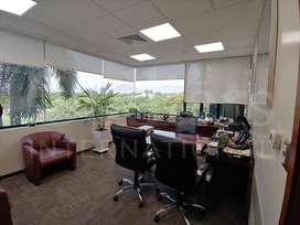 Alquiler de Oficina Implementada en San Borja, C. E Las Lomas