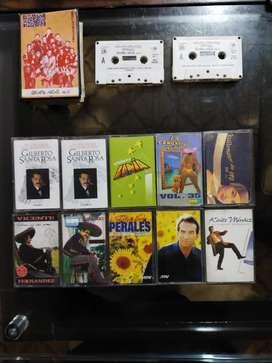 Colección Cassettes Originales