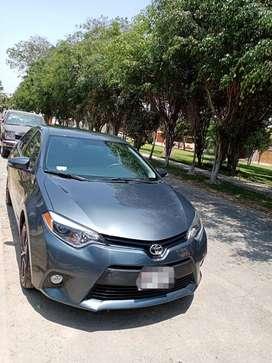 Toyota 2016 Km 36647 Gasolina, mecánico, versión full