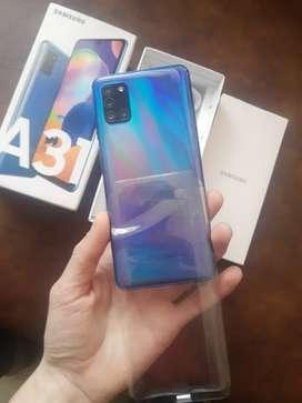 Samsung A31 128GB Duos NUEVO PARA ESTRENAR LEGAL