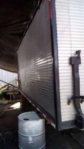 Furgon carga seca largo 5.20 ancho 2.20.alto2.20