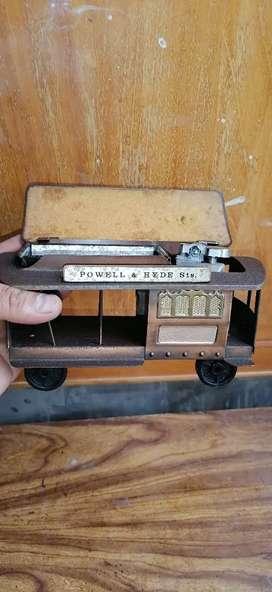 Antiguo trambia encendedor