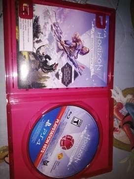 Video juego Horizon Zero Down