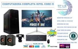 Aproveche super Intel corei5 completa