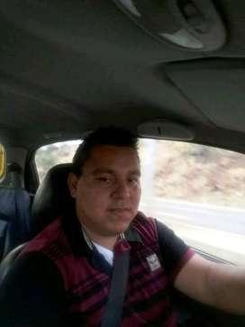 Me ofresco como conductor taxi