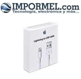 Cable De Datos Usb iPhone 5 5s 6 6s 7 Apple Caja