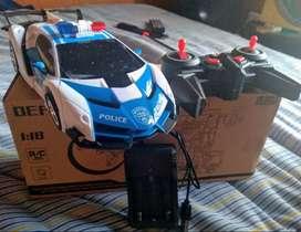 Carro Transformer a control remoto